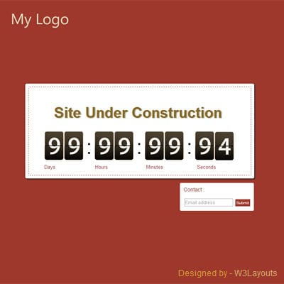 web page under construction template free. Black Bedroom Furniture Sets. Home Design Ideas