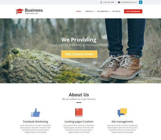 Fptemplates ecommerce template free download agency business a singlepage flat bootstrap responsive web template flashek Choice Image