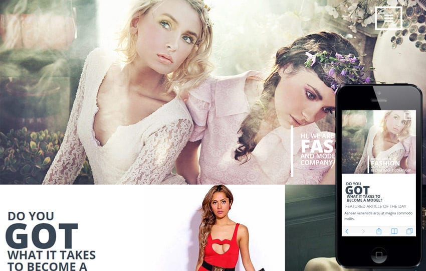 Fashionatte a Fashion Category Flat Bootstrap Responsive web template Mobile website template Free