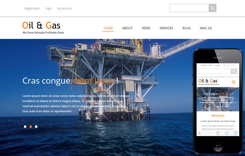 oil and gas a industrial category flat bootstrap responsive web template. Black Bedroom Furniture Sets. Home Design Ideas