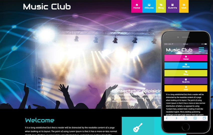 music templates free - Hizir kaptanband co