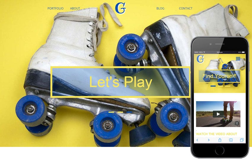 Glide a Sports Category Flat Bootstrap Responsive Web Template Mobile website template Free