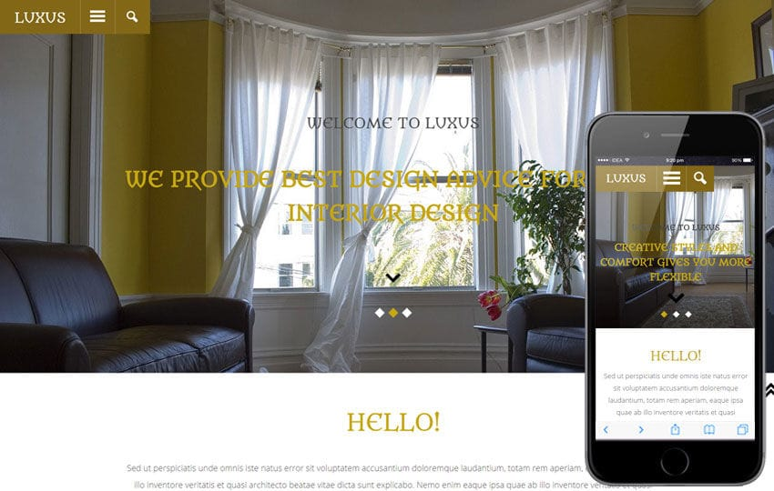 luxus a hotel category flat bootstrap responsive web template - Luxus