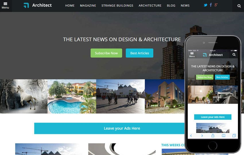 Architect a Real Estate Category Flat Bootstrap Responsive Web Template Mobile website template Free