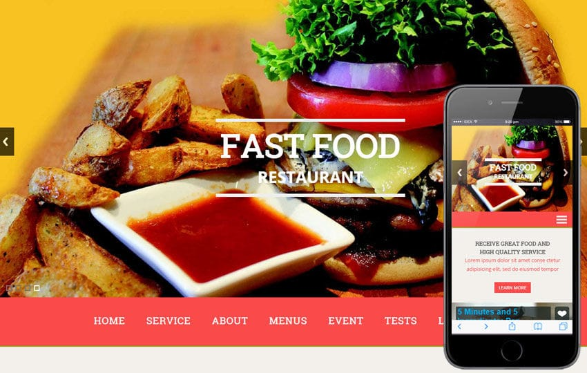Fast food a hotel category flat bootstrap responsive web template by fast food a hotel category flat bootstrap responsive web template maxwellsz