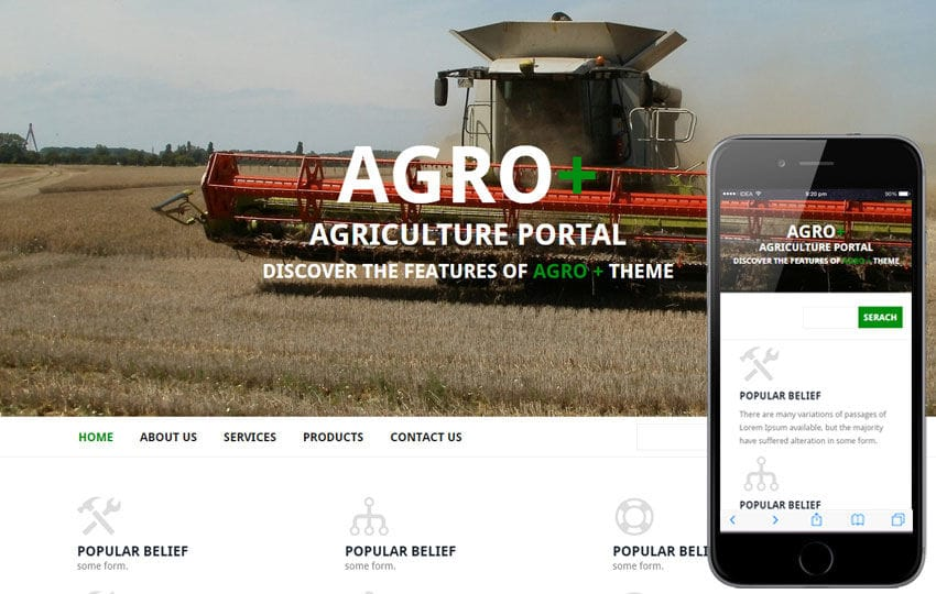 Agro Plus a Agriculture Category Flat Bootstrap Responsive web template Mobile website template Free