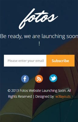 Free Iphone Smartphone web template Fotos Website Launching Soon Mobile Website Template