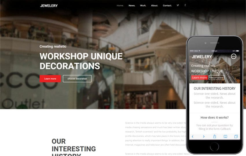 Jewelry a Jewellery Category Flat Bootstrap Responsive web template Mobile website template Free