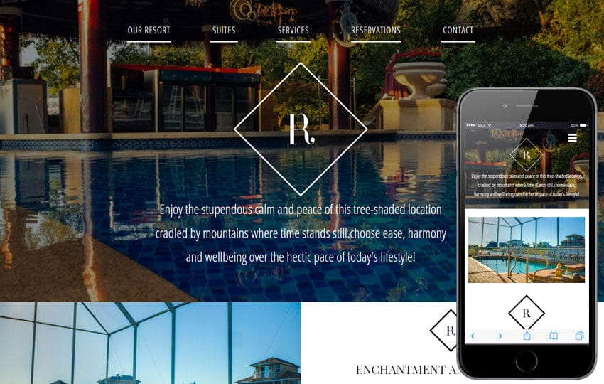 Riviera a Hotel Category Flat Bootstrap Responsive Web Template Mobile website template Free