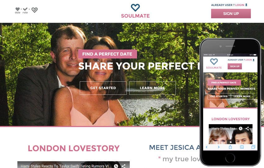 More dating websites