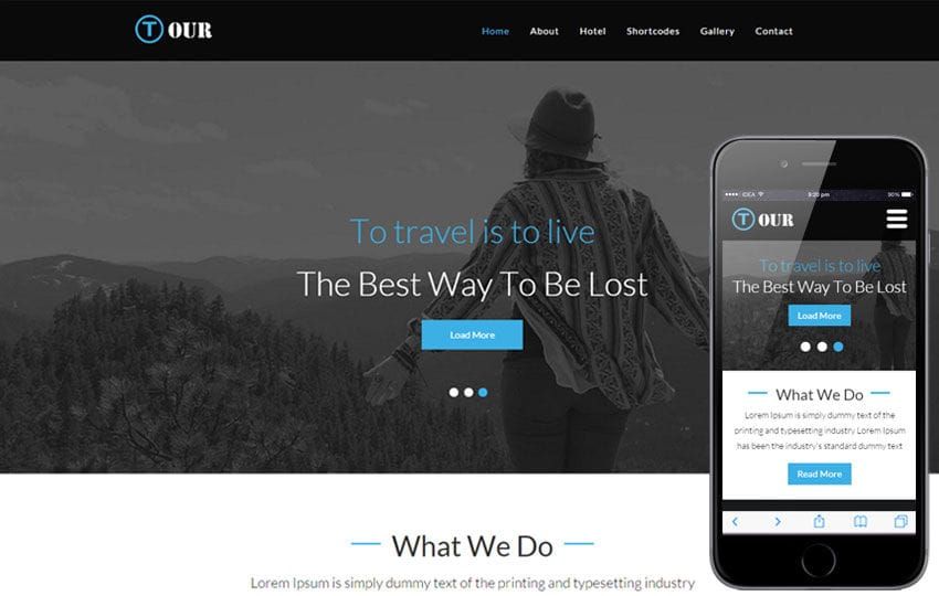 Tour a Travel Category Flat Bootstrap Responsive  Web Template Mobile website template Free