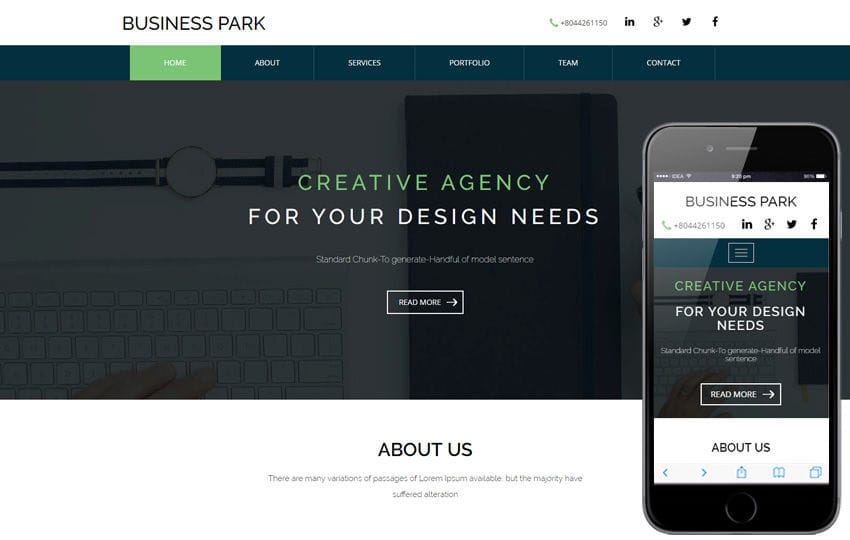 Business park a corporate category flat bootstrap responsive web business park a corporate category flat bootstrap responsive web template maxwellsz