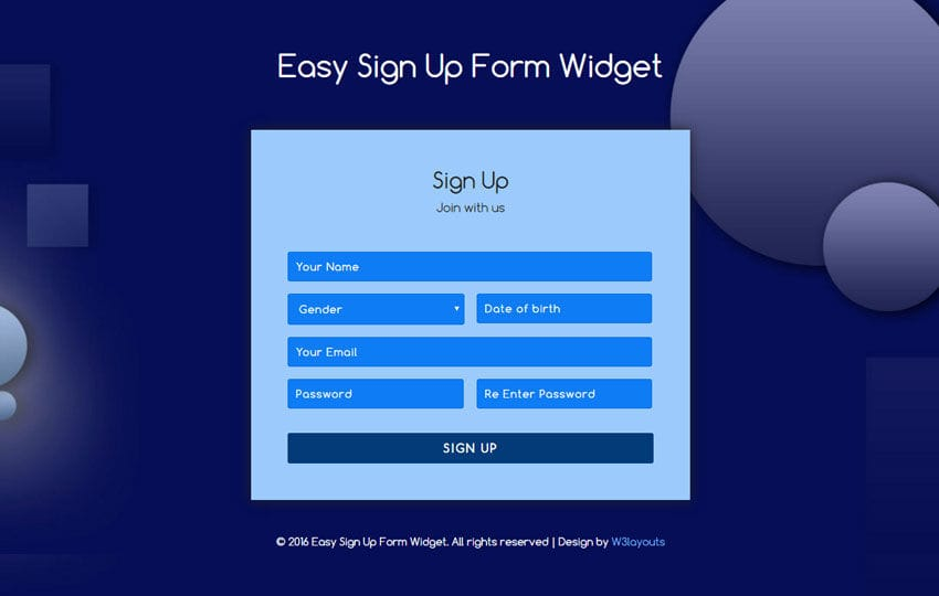 sign design templates free