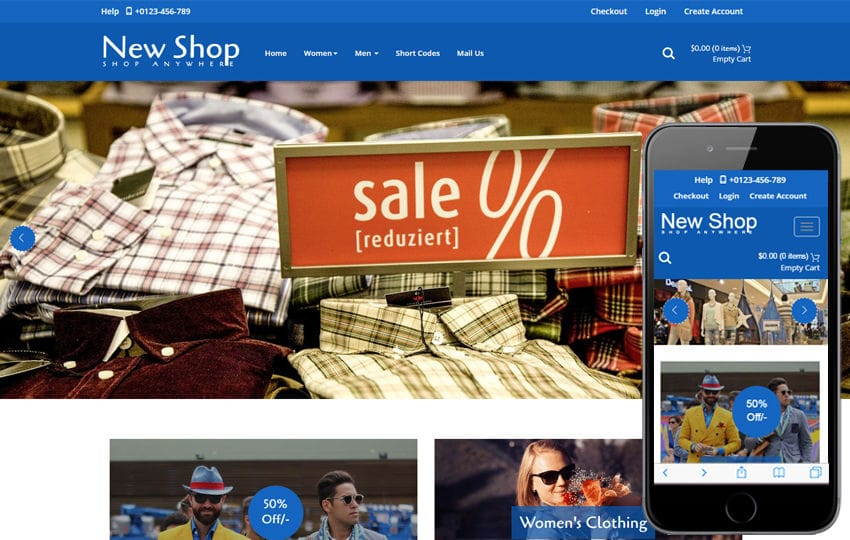 New Shop a E-Commerce Category Flat Bootstrap Responsive Web Template Mobile website template Free