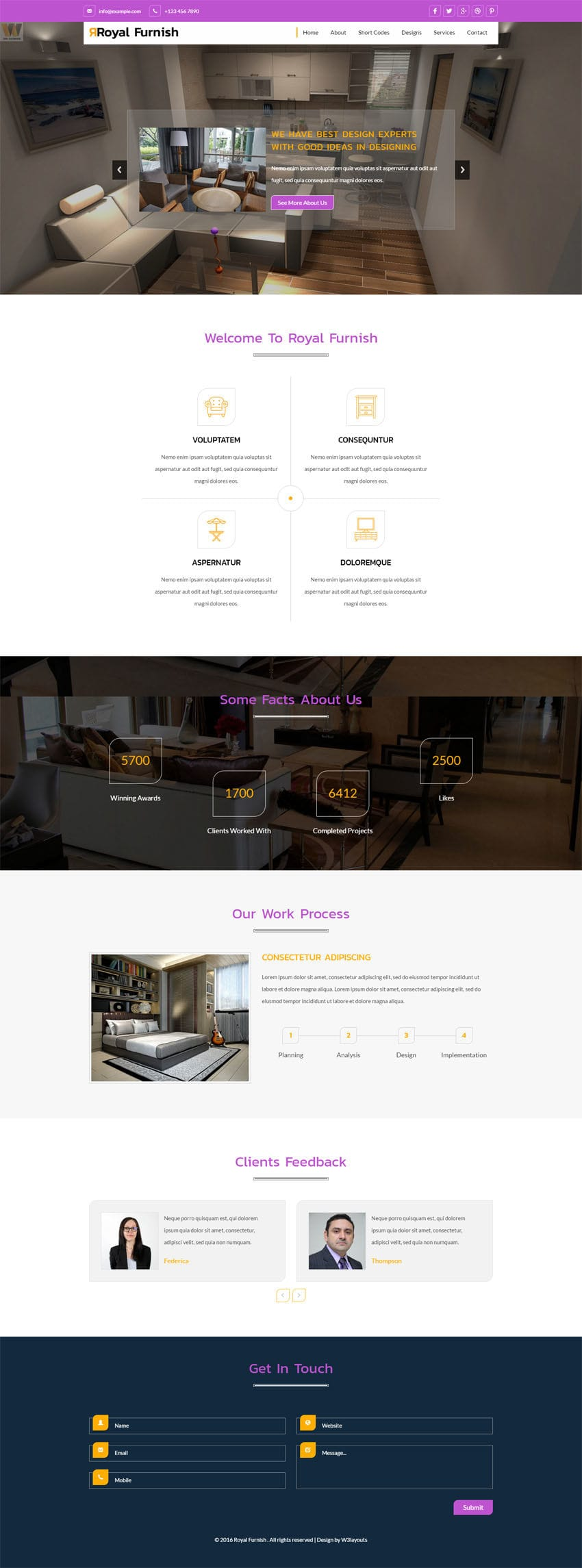 royal furnish a furniture category flat bootstrap responsive web template. Black Bedroom Furniture Sets. Home Design Ideas