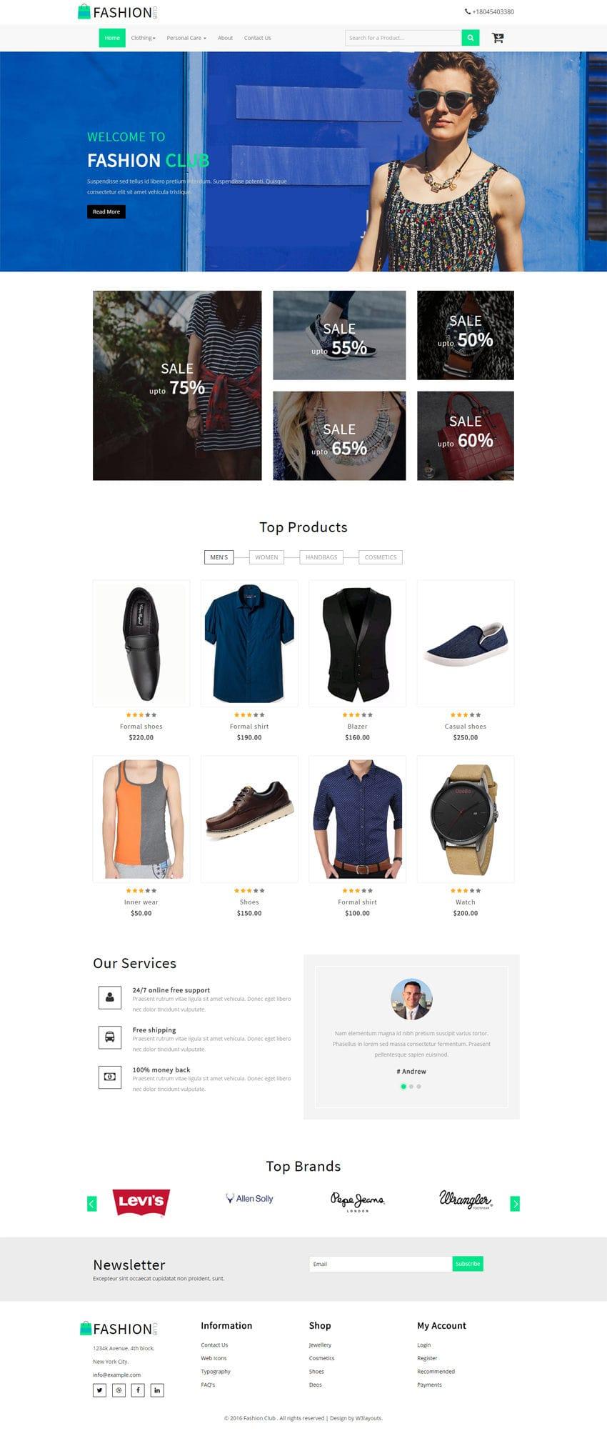 Top e commerce fashion websites Top Seven E-Commerce Platforms in 2018 m