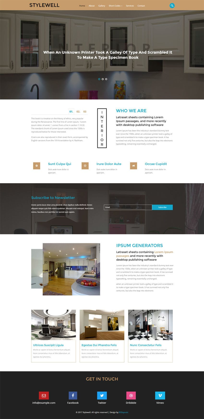 Delighted Facebook Style Website Template Photos - Resume