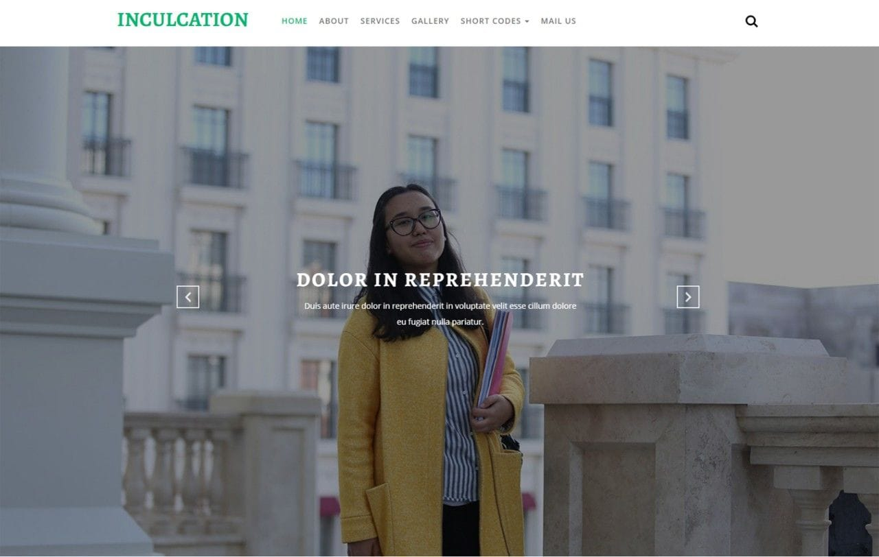 Inculcation an Education Category Flat Bootstrap Responsive Web Template Mobile website template Free