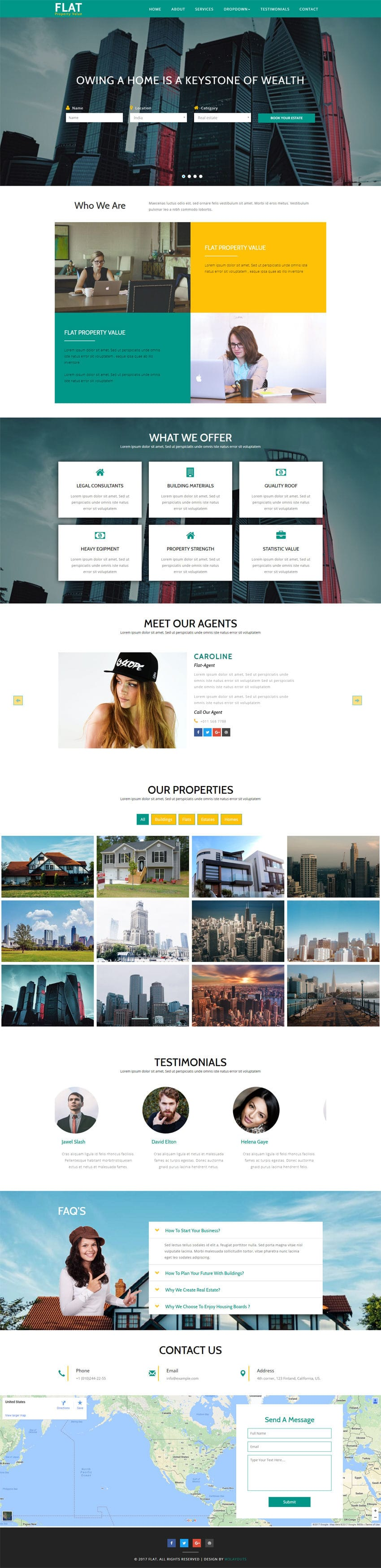Faq Bootstrap Template Image collections - Template Design Ideas