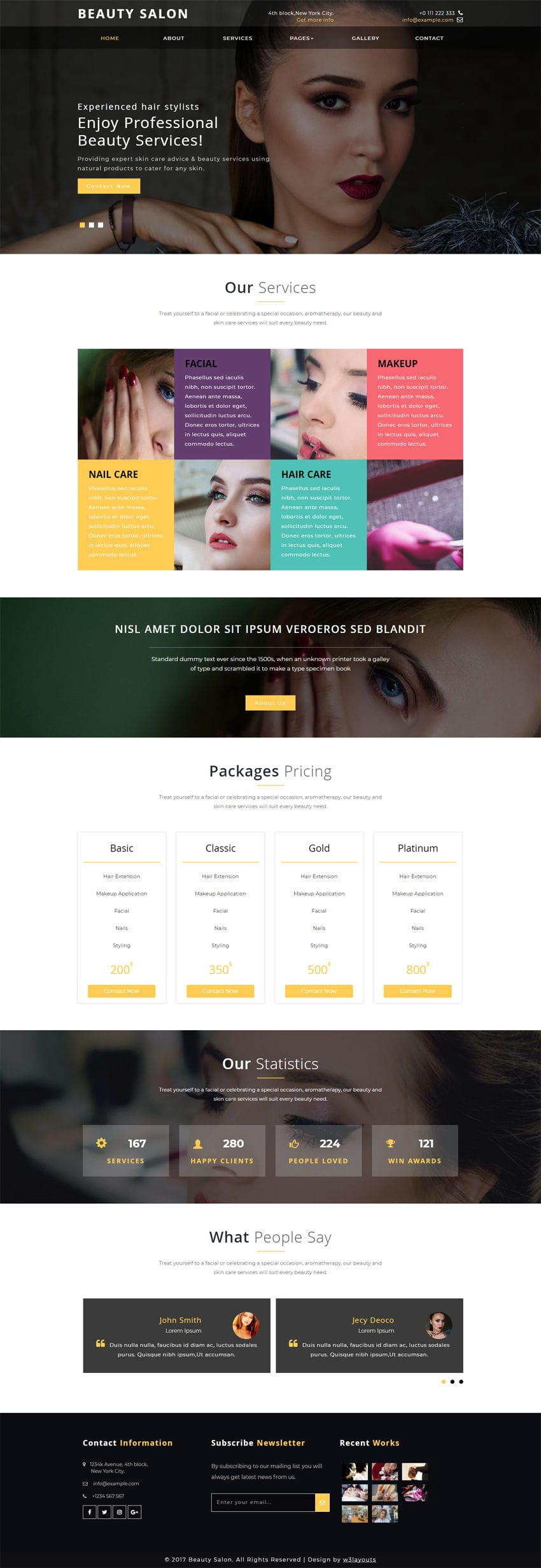 beauty salon a beauty category bootstrap responsive web template. Black Bedroom Furniture Sets. Home Design Ideas
