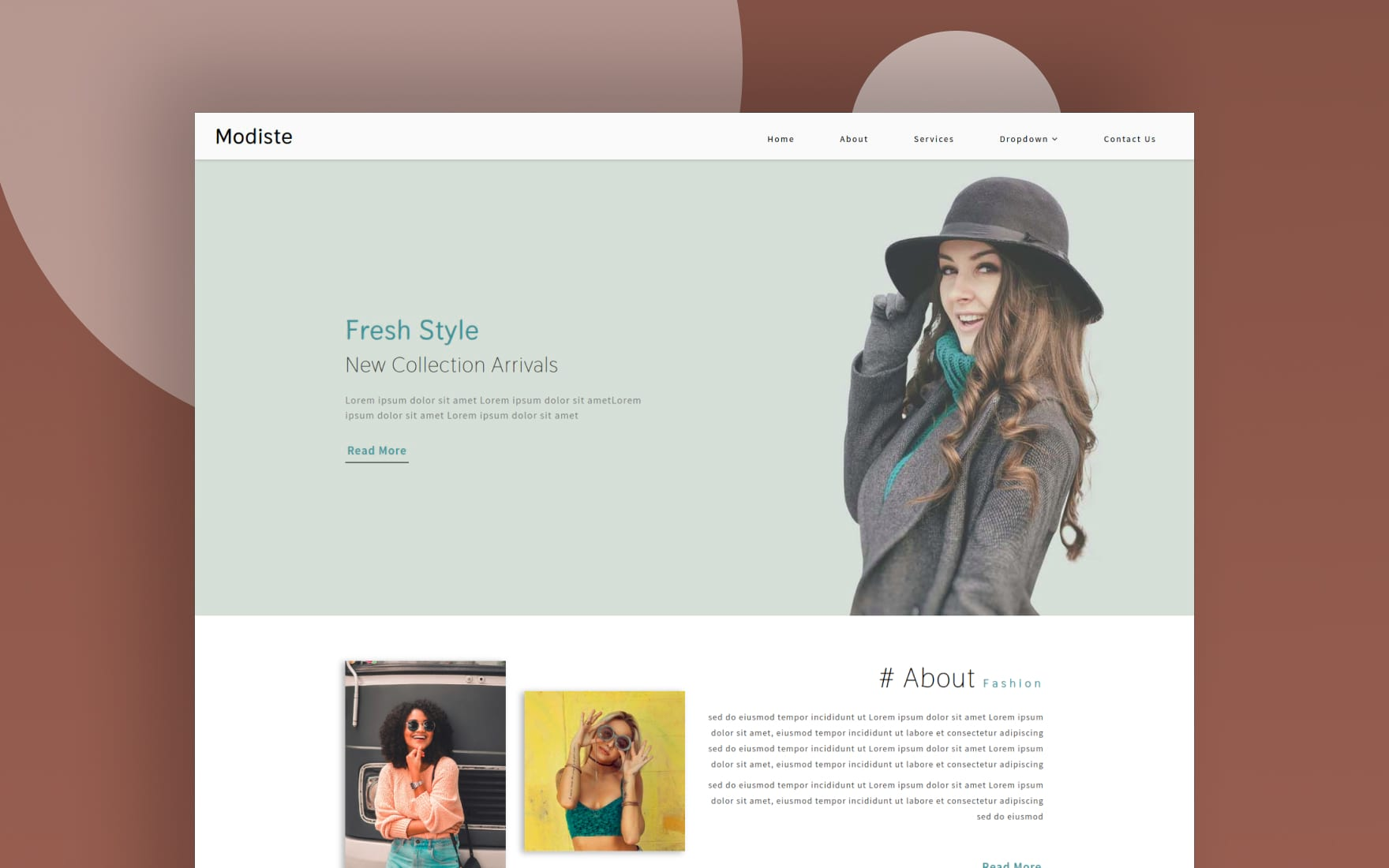 Fashion Website Templates Clothing Web Templates W3layouts