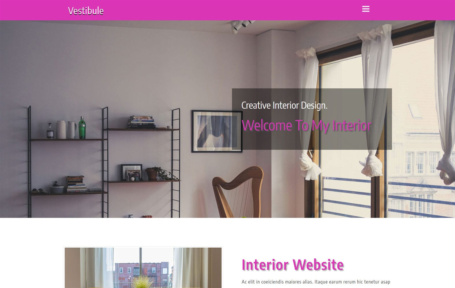 Flooring Store Web And Mobile Website Template For Free By