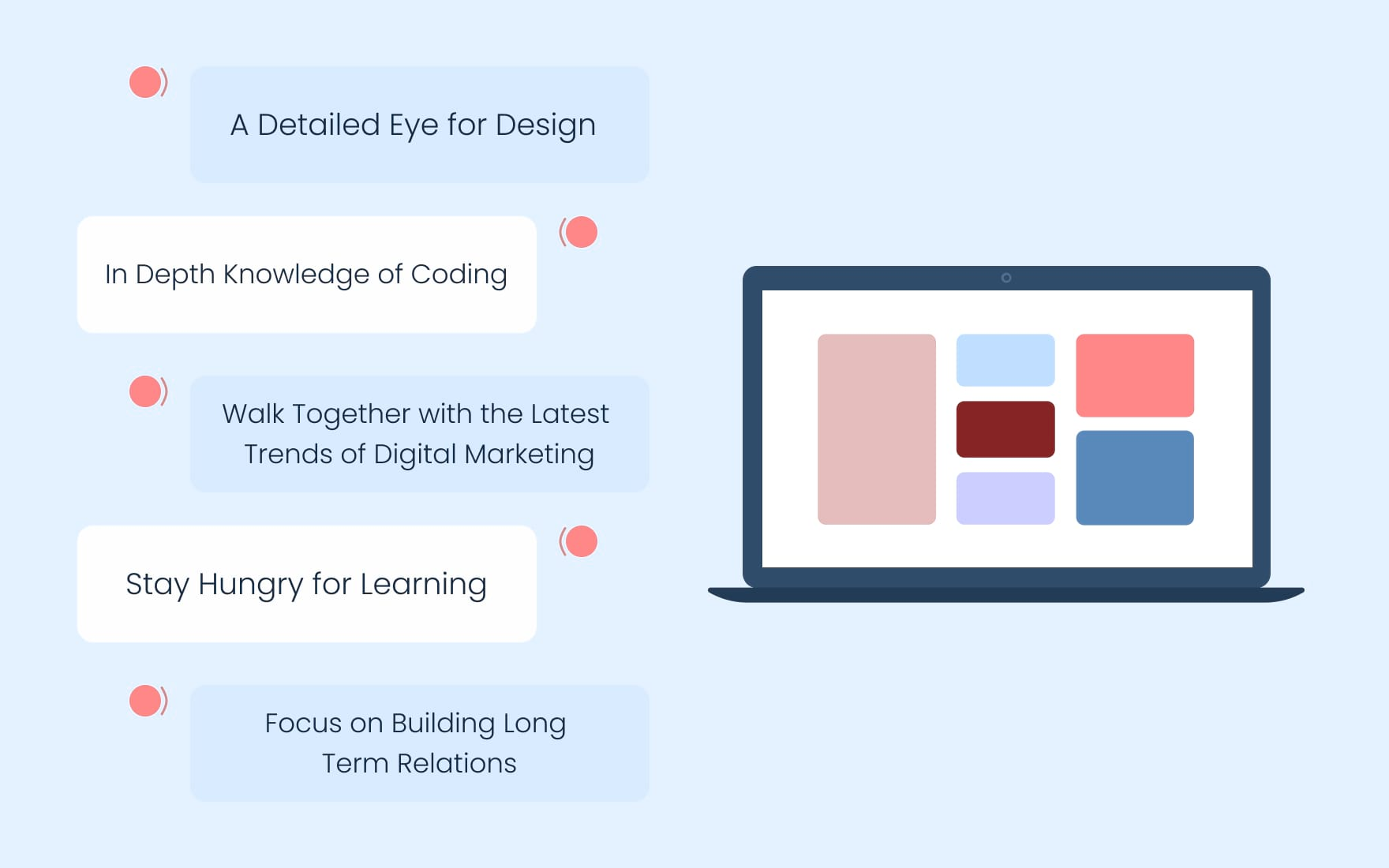 5 Skills Needed To Become A Fantastic Web Designer In 2020 W3layouts